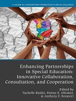 Enhancing Partnerships in Special Education PDF