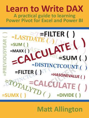 Learn to Write DAX PDF