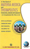 A Textbook of Materia Medica and Therapeutics PDF