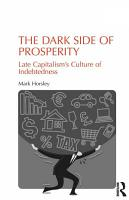 The Dark Side of Prosperity PDF