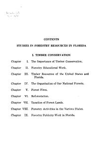 University of Florida Studies PDF