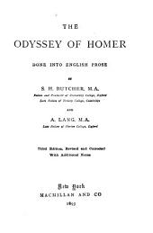 The Odyssey of Homer Done Into English Prose: Books 5-8