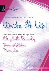 Write It Up  Book PDF