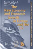The New Economy and Economic Growth in Europe and the US PDF