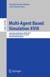 Multi Agent Based Simulation XVIII PDF