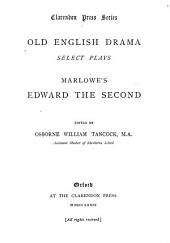 Marlowe's Edward the Second