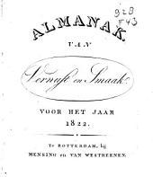 Almanak van vernuft en smaak voor ...: Volume 15