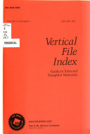Vertical File Index PDF