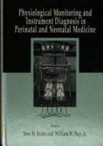 Physiological Monitoring and Instrument Diagnosis in Perinatal and Neonatal Medicine