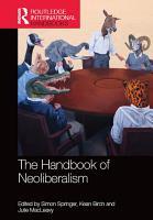 Handbook of Neoliberalism PDF