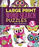 Large Print Word Search Puzzles 3 PDF