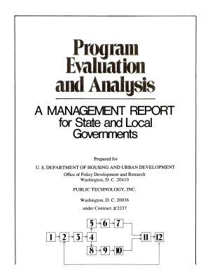 Program Evaluation and Analysis PDF