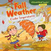 Fall Weather: Cooler Temperatures