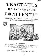 Tractatus de sacremento ponitentiae