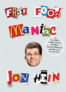 Fast Food Maniac Book