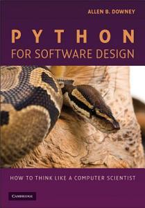 Python for Software Design PDF