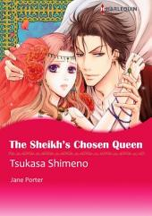 The Sheikh's Chosen Queen: Harlequin Comics