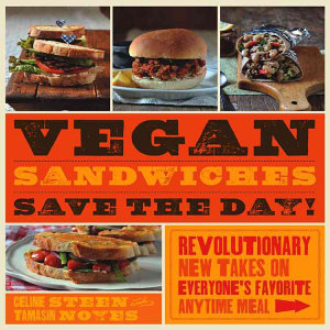 Vegan Sandwiches Save the Day  Book