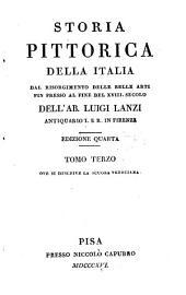 Storia pittorica della Italia dal risorgimento delle belle arti fin presso al fine del XVIII. secolo
