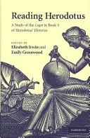 Reading Herodotus PDF