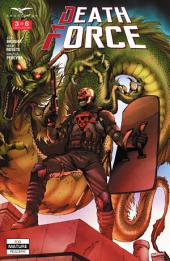 Death Force: Issue #3
