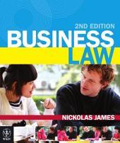 Business Law, Google eBook: Edition 2