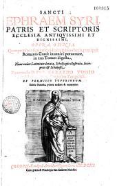 Opera omnia, nunc recens Latinitate donata, Interprete Gerardo Vossio Borchlonio