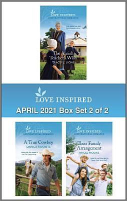 Harlequin Love Inspired April 2021   Box Set 2 of 2