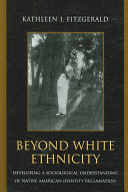 Beyond White Ethnicity