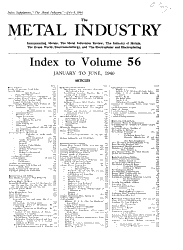The Metal Industry PDF