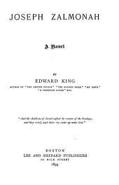 Joseph Zalmonah: A Novel