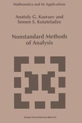 Nonstandard Methods of Analysis