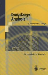 Analysis 1: Ausgabe 5