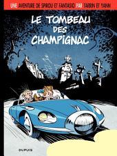 Le Spirou de ... - Tome 3 - Le Tombeau des Champignac