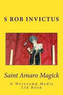Saint Amaro Magick