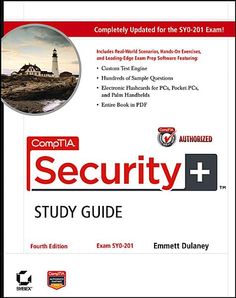 Comptia Securitystudy Guide Econtent