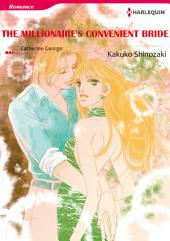 THE MILLIONAIRE'S CONVENIENT BRIDE: Harlequin Comics