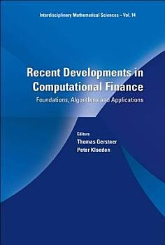 Recent Developments in Computational Finance PDF