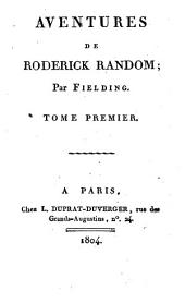 Adventures de Roderick Random, par Fielding [really by T. G. Smollett, tr. by P. Hernandez and P.F. de Puisieux].