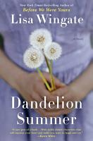 Dandelion Summer PDF