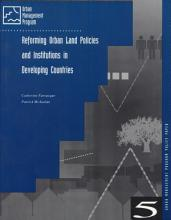 Reforming Urban Land Policies and Institutions in Developing Countries PDF