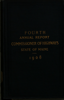 Annual Report of the State Highway Commission of the State of Maine from    PDF