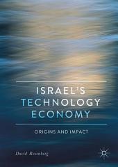 Israel's Technology Economy: Origins and Impact