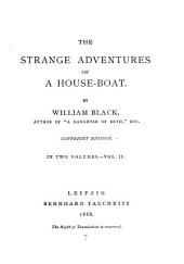 The Strange Adventures of a House-boat: Volume 2