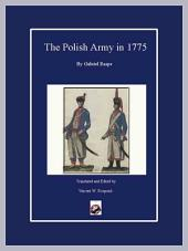The Polish Army in 1775