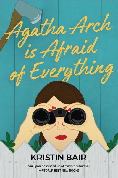 Download Agatha Arch is Afraid of Everything Book