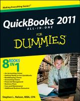 QuickBooks 2011 All in One For Dummies PDF