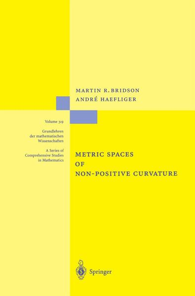 Metric Spaces of Non Positive Curvature