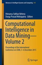 Computational Intelligence in Data Mining—Volume 2