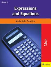 Expressions and Equations: Math Skills Practice
